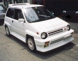 1984 HONDA City Turbo