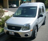 2010 FORD Transit Connect Wagon 5 XLT