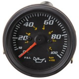 OIL PRESSURE 0 to 100 PSI