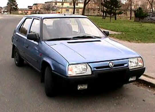 Skoda Favorit 135 SL - 1988